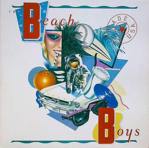 Bild The Beach Boys - Made In U.S.A. (2xLP, Comp, Gat) Schallplatten Ankauf