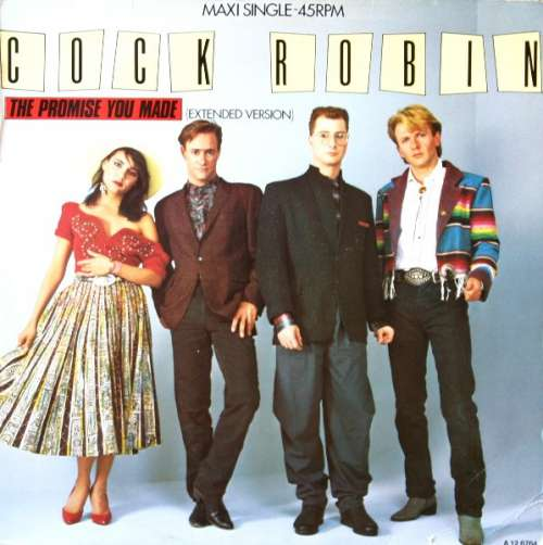 Bild Cock Robin - The Promise You Made (Extended Version) (12, Maxi) Schallplatten Ankauf