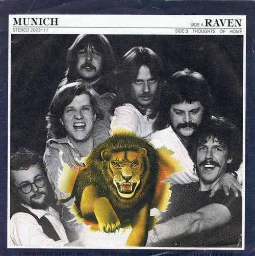 Bild Munich - Raven (7, Single) Schallplatten Ankauf