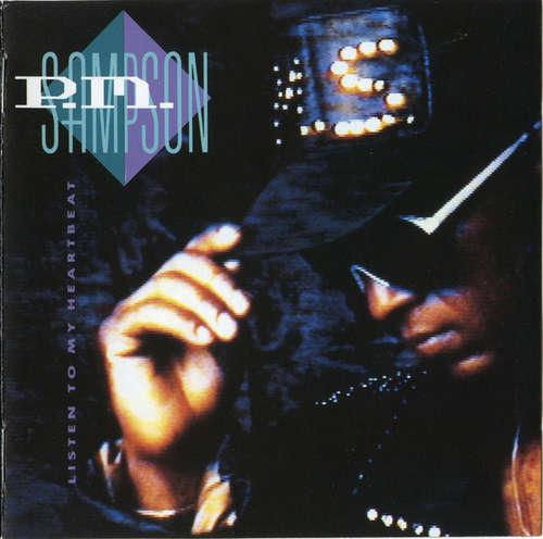Cover zu P.M. Sampson - Listen To My Heartbeat (CD, Album) Schallplatten Ankauf