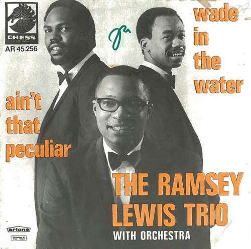 Cover The Ramsey Lewis Trio - Wade In The Water (7, Single) Schallplatten Ankauf