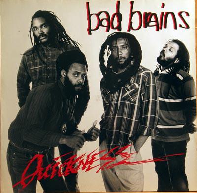 Bild Bad Brains - Quickness (LP, Album) Schallplatten Ankauf