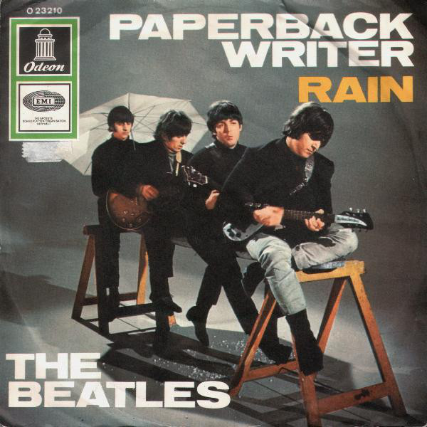 Cover The Beatles - Paperback Writer (7, Single) Schallplatten Ankauf