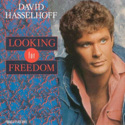 Bild David Hasselhoff - Looking For Freedom (7, Single) Schallplatten Ankauf