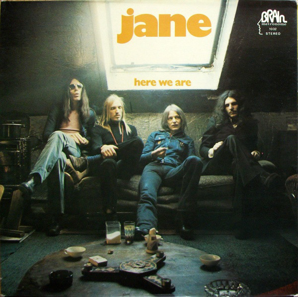Cover Jane - Here We Are (LP, Album, RP) Schallplatten Ankauf