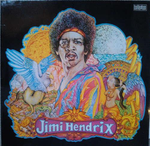Cover zu Jimi Hendrix - Jimi Hendrix (LP, Comp, RE) Schallplatten Ankauf