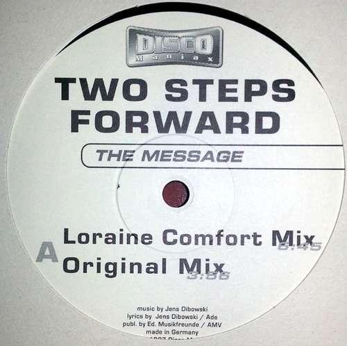 Bild Two Steps Forward - The Message (12) Schallplatten Ankauf