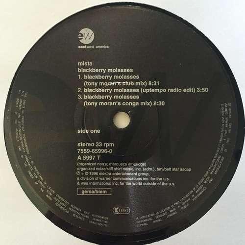 Bild Mista - Blackberry Molasses (12, Maxi, 180) Schallplatten Ankauf