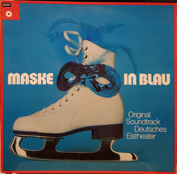 Bild Various - Maske In Blau (Original Soundtrack Deutsches Eistheater) (LP, Album) Schallplatten Ankauf
