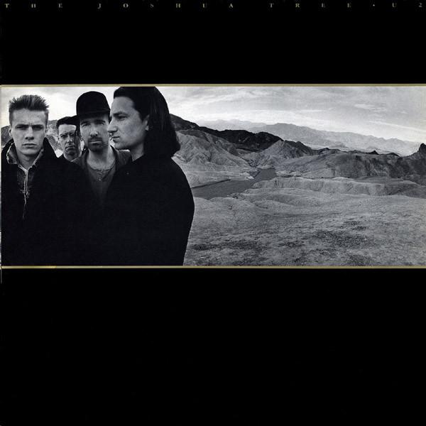 Cover U2 - The Joshua Tree (LP, Album, Gat) Schallplatten Ankauf