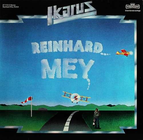 Cover zu Reinhard Mey - Ikarus (LP, Album, Club) Schallplatten Ankauf