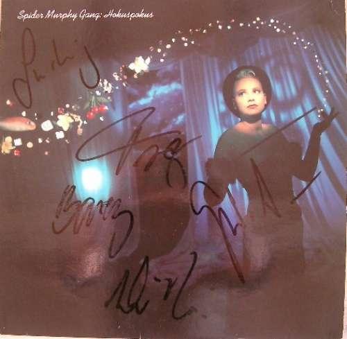 Bild Spider Murphy Gang - Hokuspokus (LP, Album) Schallplatten Ankauf