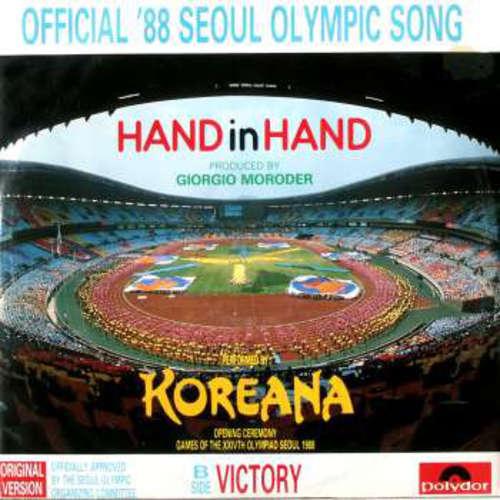 Bild Koreana - Hand In Hand (12, Maxi) Schallplatten Ankauf