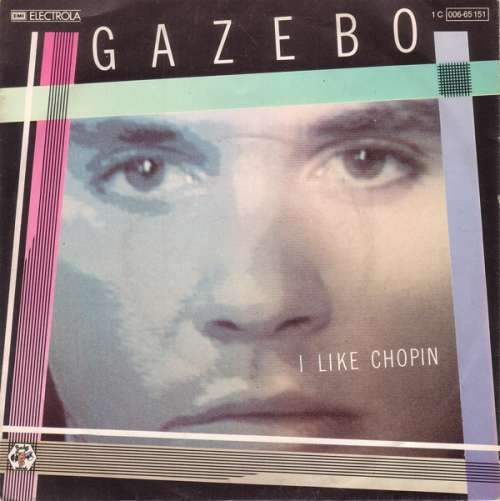 Cover Gazebo - I Like Chopin (7, Single) Schallplatten Ankauf