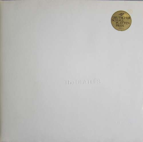 Cover The Beatles - The Beatles (2xLP, Album, RE) Schallplatten Ankauf