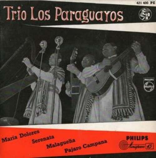 Bild Trio Los Paraguayos - Maria Dolores / Serenata / Malagueña / Pajaro Campana (7, EP) Schallplatten Ankauf