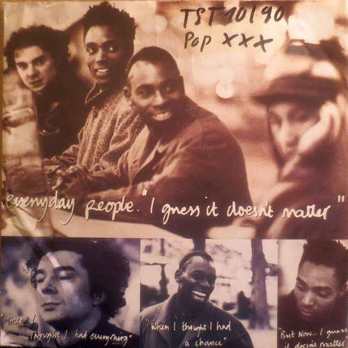 Bild Everyday People (5) - I Guess It Doesn't Matter (7) Schallplatten Ankauf