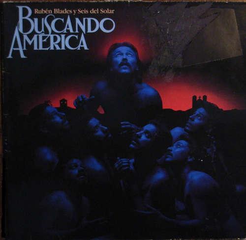 Cover Ruben Blades Y Seis Del Solar - Buscando America (LP, Album, Gat) Schallplatten Ankauf