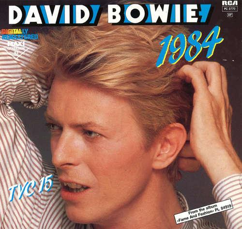 Cover David Bowie - 1984 / TVC 15 (12) Schallplatten Ankauf