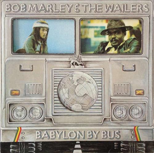 Cover zu Bob Marley & The Wailers - Babylon By Bus (2xLP, Album, RE) Schallplatten Ankauf