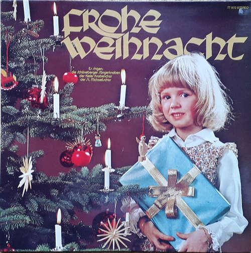 Bild Die Schöneberger Sängerknaben*, Der Kieler Knabenchor*, St. Michaelischor - Frohe Weihnacht (LP) Schallplatten Ankauf