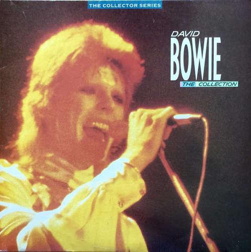 Cover David Bowie - The Collection (2xLP, Comp) Schallplatten Ankauf