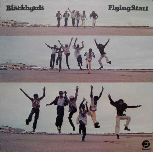 Cover Blackbyrds, The - Flying Start (LP, Album, Gat) Schallplatten Ankauf