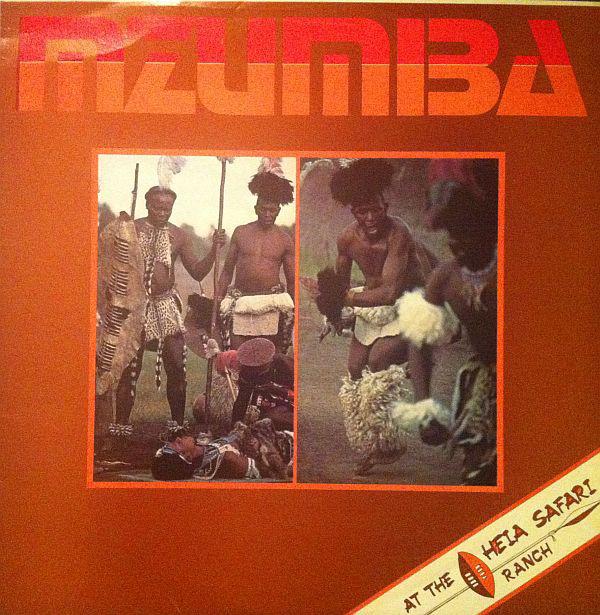 Bild Mzumba - At The Heia Safari Ranch (LP, Album) Schallplatten Ankauf
