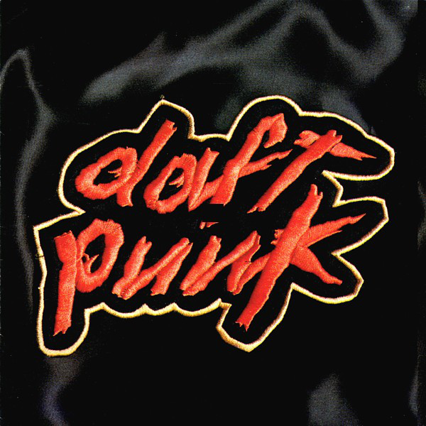 Cover Daft Punk - Homework (CD, Album, EMI) Schallplatten Ankauf