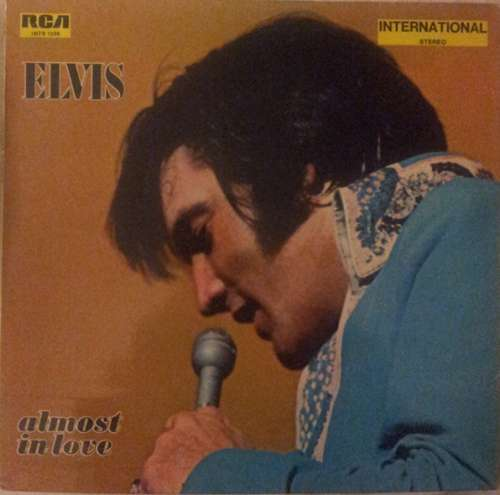 Cover Elvis Presley - Almost In Love (LP, Comp) Schallplatten Ankauf