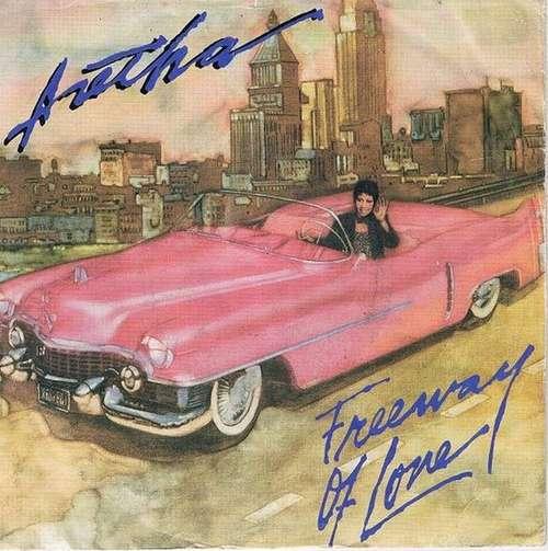 Bild Aretha Franklin - Freeway Of Love (7, Single) Schallplatten Ankauf