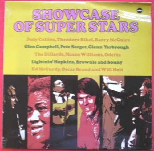 Bild Various - Showcase Of Super Stars (LP, Album, Comp, RM) Schallplatten Ankauf