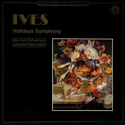 Bild Ives*, New York Philharmonic*, Leonard Bernstein - Holidays Symphony (LP, RE, RM) Schallplatten Ankauf