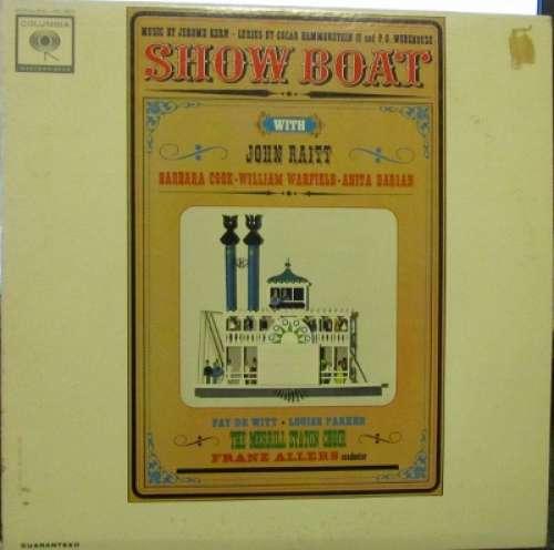 Cover zu Jerome Kern, Oscar Hammerstein II - Show Boat (LP, Album, Mono) Schallplatten Ankauf