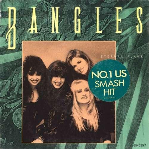 Cover Bangles - Eternal Flame (7, Single) Schallplatten Ankauf