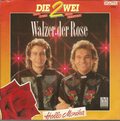 Bild Die Zwei (3) - Walzer Der Rose (7, Single) Schallplatten Ankauf