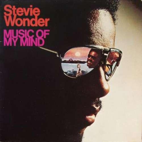 Cover zu Stevie Wonder - Music Of My Mind (LP, Album, RE, Gat) Schallplatten Ankauf