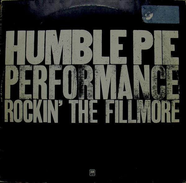 Bild Humble Pie - Performance: Rockin' The Fillmore (2xLP, Album) Schallplatten Ankauf