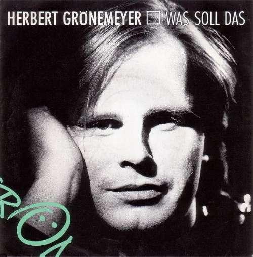 Bild Herbert Grönemeyer - Was Soll Das (7, Single) Schallplatten Ankauf