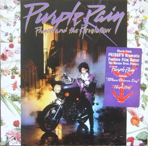Cover zu Prince And The Revolution - Purple Rain (LP, Album) Schallplatten Ankauf