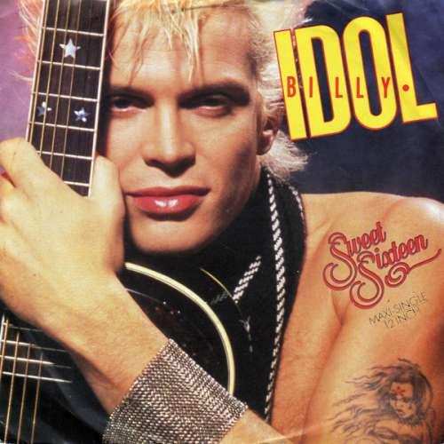 Bild Billy Idol - Sweet Sixteen (12, Maxi) Schallplatten Ankauf