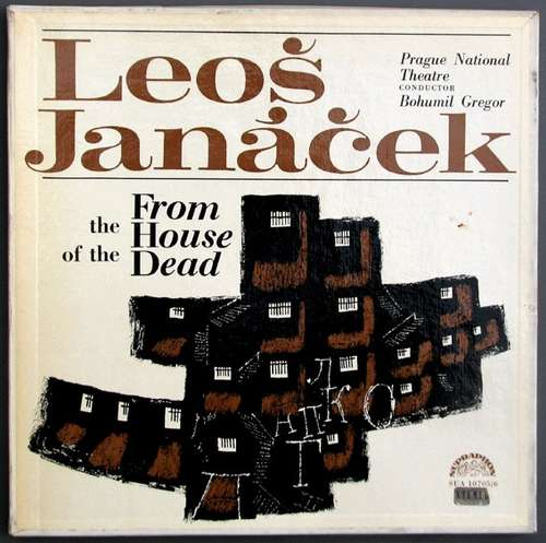 Bild Leoš Janáček - Prague National Theatre*, Bohumil Gregor - From The House Of The Dead (2xLP + Box) Schallplatten Ankauf