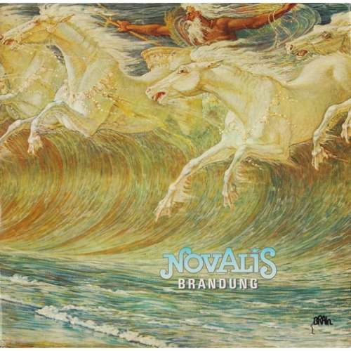 Bild Novalis (3) - Brandung (LP, Album, RE) Schallplatten Ankauf