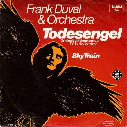 Bild Frank Duval & Orchestra - Todesengel (7, Single) Schallplatten Ankauf