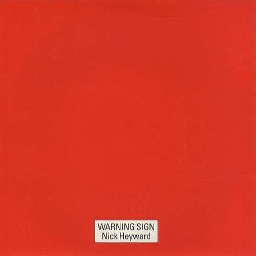 Bild Nick Heyward - Warning Sign (12, Maxi) Schallplatten Ankauf
