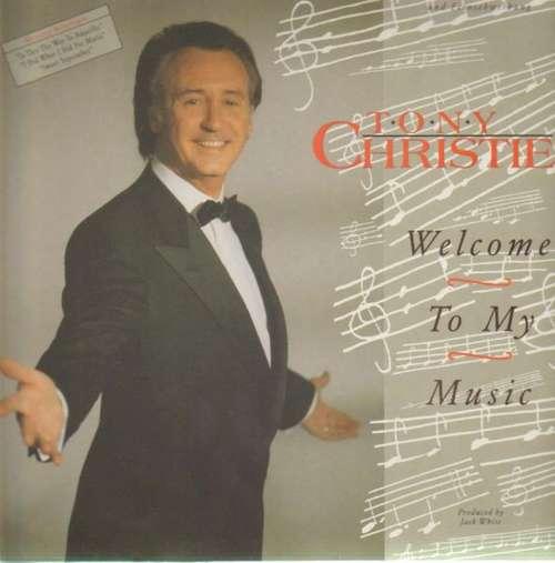 Bild Tony Christie - Welcome To My Music (LP, Album) Schallplatten Ankauf