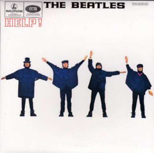 Cover The Beatles - Help! (LP, Album, Mono, RE) Schallplatten Ankauf
