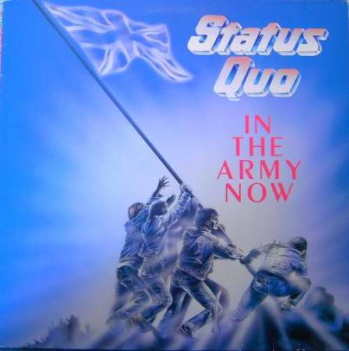 Bild Status Quo - In The Army Now (LP, Album) Schallplatten Ankauf
