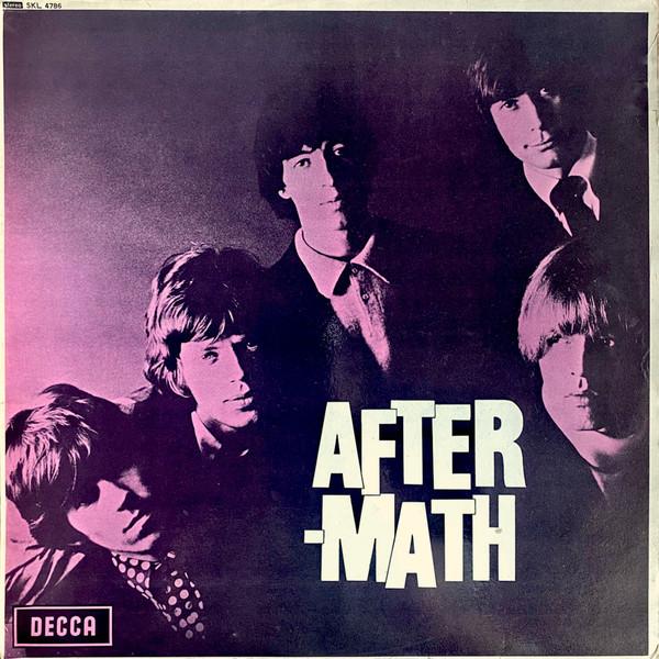 Cover The Rolling Stones - Aftermath (LP, Album, RE) Schallplatten Ankauf