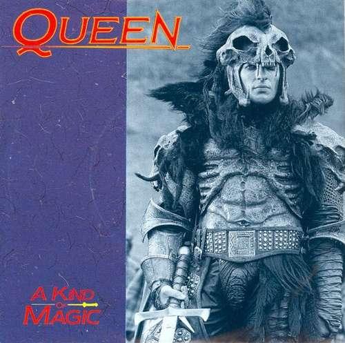 Cover Queen - A Kind Of Magic (7, Single) Schallplatten Ankauf